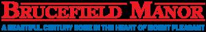 Brucefield Manor Logo